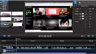 Learning Camtasia 2: Editing Audio & Video (part 3 of 8)