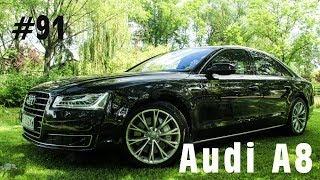 Audi A8 3.0 TDI 258 KM, 2013 - #91 Jazdy Próbne