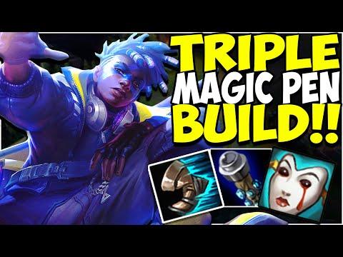 Rank 1 Ekko Jungle Build & Runes ignores ALL Magic resist + 15 Second Ult in Season 10 Jungle Guide