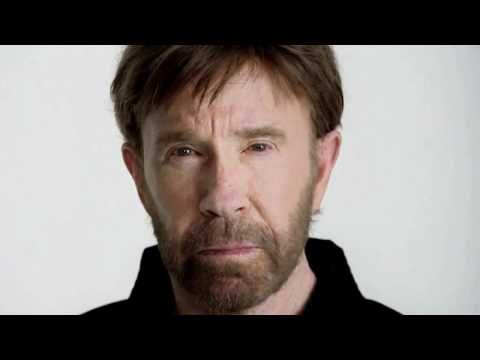 Chuck Norris Is Watching You