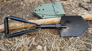 Is An Entrenching Tool (E-tool) Part Of Your Survival Kit?