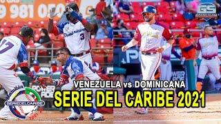 Mexico vs venezuela serie del caribe