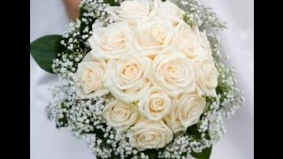 Мастер! - СВАДЕБНЫЙ БУКЕТ - Класс! 2018 / Master Class WEDDING BOUQUET