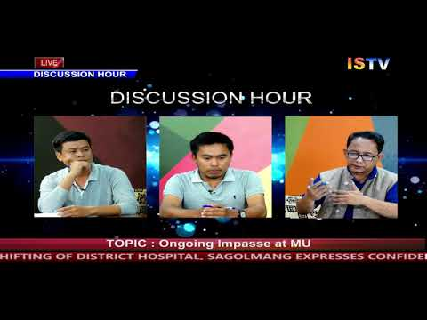 8 PM DISCUSSION HOUR TOPIC : Ongoing impasse at Manipur University 8 June 2018