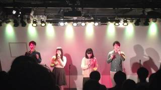 2015.10.24 (sat) 『HAND! vol.10』 GONE ー よつば (smooth ace cover)