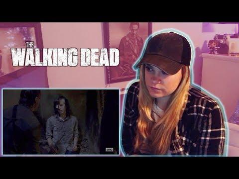 """The Walking Dead Season 8 Episode 8 """"How It's Gotta Be"""" REACTION! (Mid-Season Finale)"""