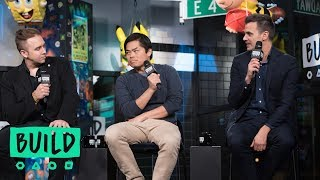Andrew Knowlton, Chef Ronald Hsu & Chef Darren MacLean Discuss Netflix's