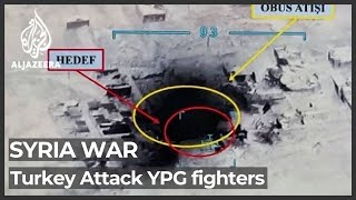 Turkey retaliates against YPG attack in northern Syria