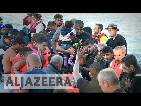 Europe still faces a refugee crisis