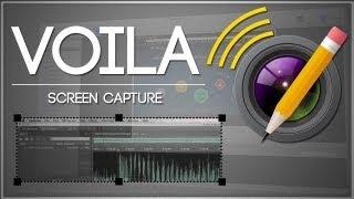 Voila Screen Capture [App Review]
