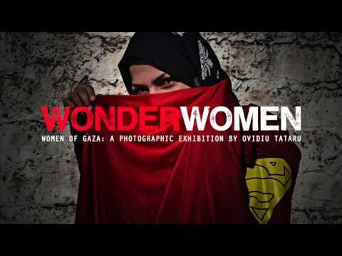 """WONDER WOMEN OF GAZA PHOTO EXHIBITION OPENING NIGHT"