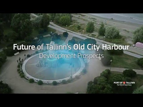 Vision  of Old City Harbour Area Developments