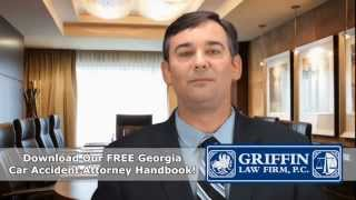 Car Accident Attorney Georgia - Richard Griffin Introduction