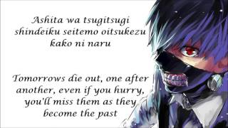 Video Kisetsu wa Tsugitsugi Shindeiku - Tokyo Ghoul Root A Ending OST W/Lyric [Eng/Rom] download MP3, 3GP, MP4, WEBM, AVI, FLV Maret 2018