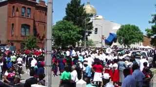 United House of Prayer for All People Parade 2014 -- Prep Time