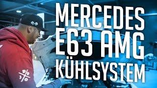 JP Performance - Mercedes E63 AMG | Kühlsystem