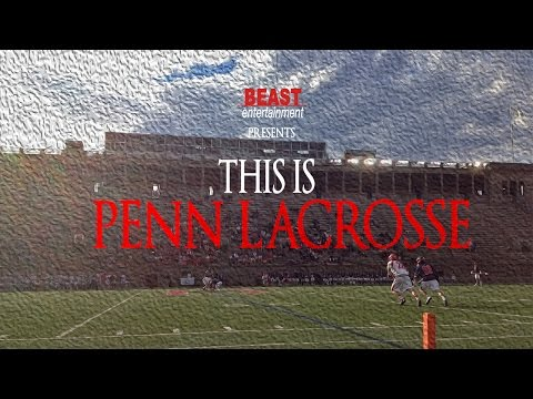 This is Penn Lacrosse