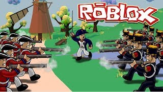 Roblox - COMMAND TROOPS TO RULE EUROPE! (Roblox Colonial Wars)