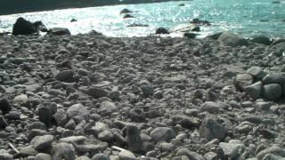 シーカヤック 北海道最西端 尾花岬でランチ