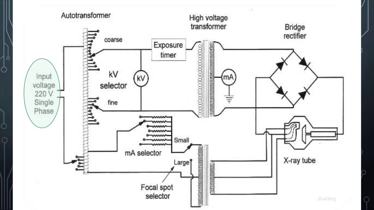 medium resolution of autotransformer youtubex ray machine circuit diagram 18