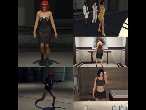 Pop Star\Singers Outfits GTA 5