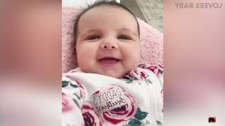 TOP 10 Cute Sweet Baby Moments  -  Funny Baby Video