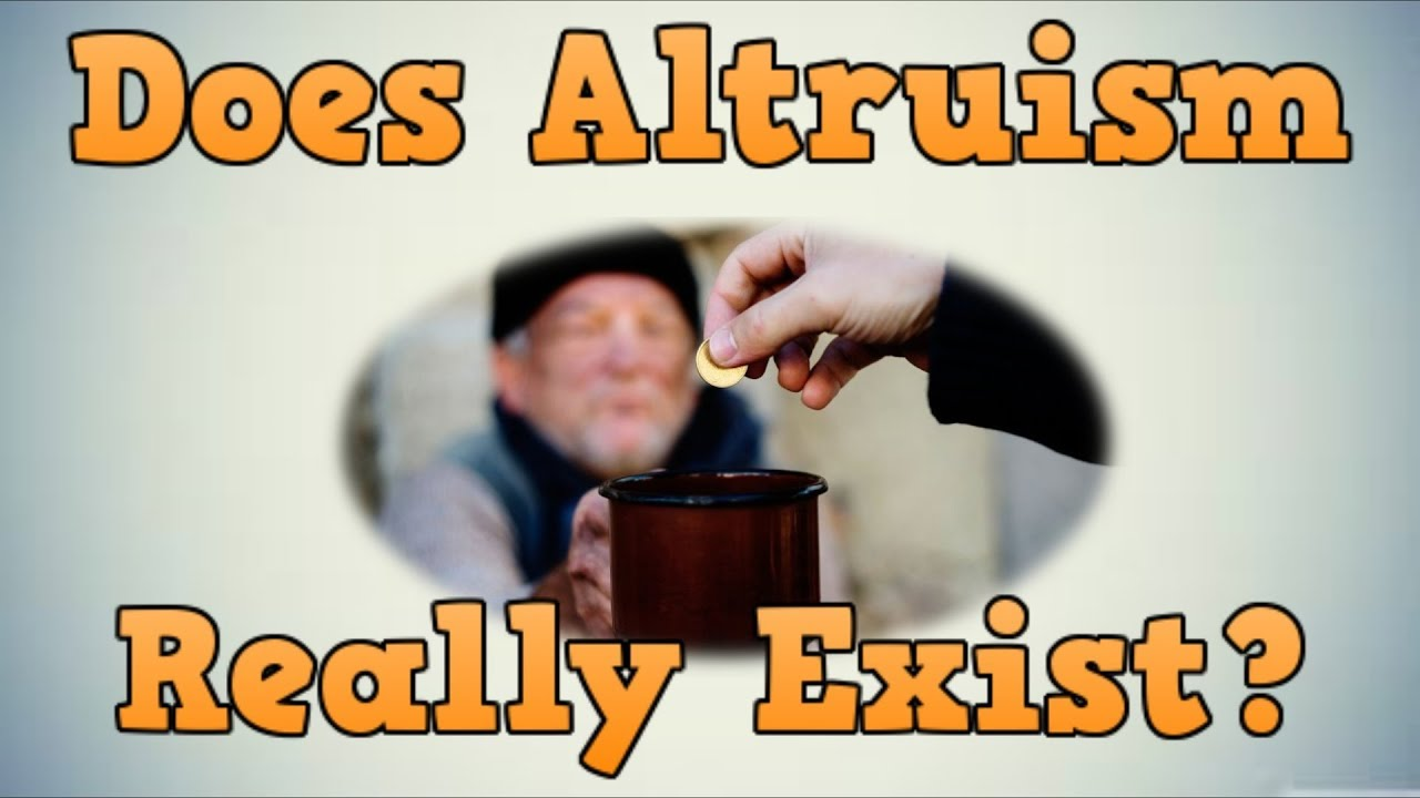 true altruism