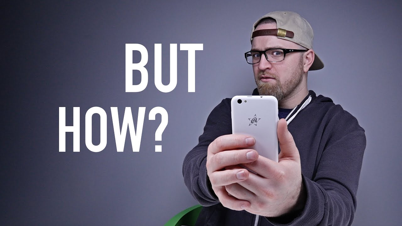 The 4 Dollar Android Smartphone Youtube