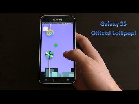 official android 5 0 lollipop on samsung galaxy s5 review. Black Bedroom Furniture Sets. Home Design Ideas