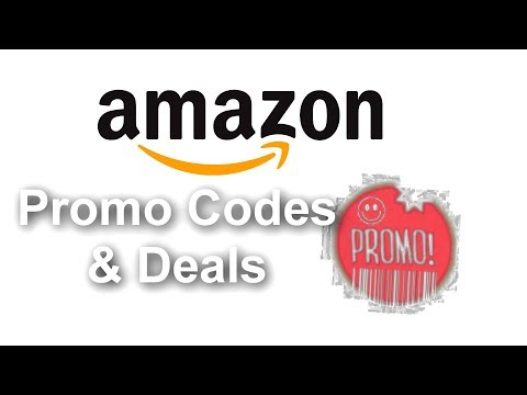 Amazon Promo Codes, Coupons, Discount Codes 2018 *US Only* (How To Apply Amazon Promo Codes?)
