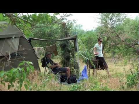 A Day on Safari in Botswana