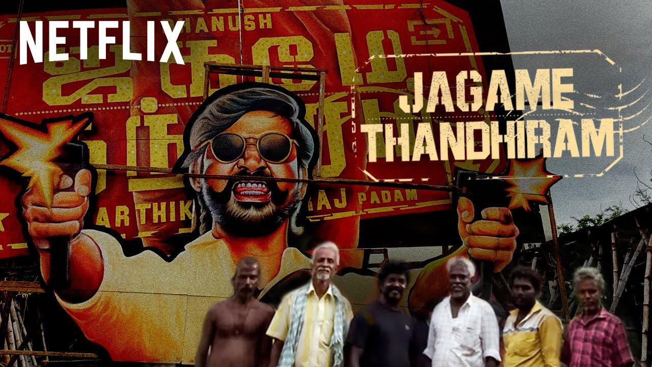 Jagame Thandhiram: 1 Day to Go! | Netflix India