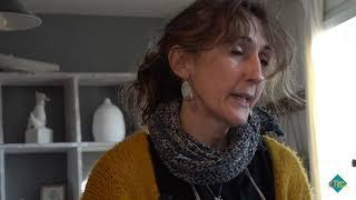 Laurence Garnot'elle, céramiste et  Jeux de Dames association artistique