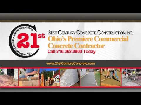 Commercial Concrete Contractor Brook Park OH   216-362-0900    Cement Brook Park Ohio