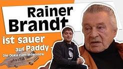 Paddy und Synchronlegende Rainer Brandt - Die Doku zum Interview (Video 1 von 2)
