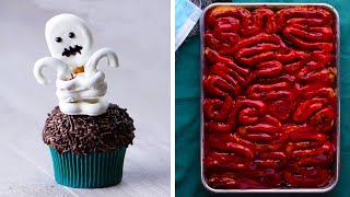 The Tricks to These 7 Treats are Monsterously Easy! | Halloween Recipes by So Yummy