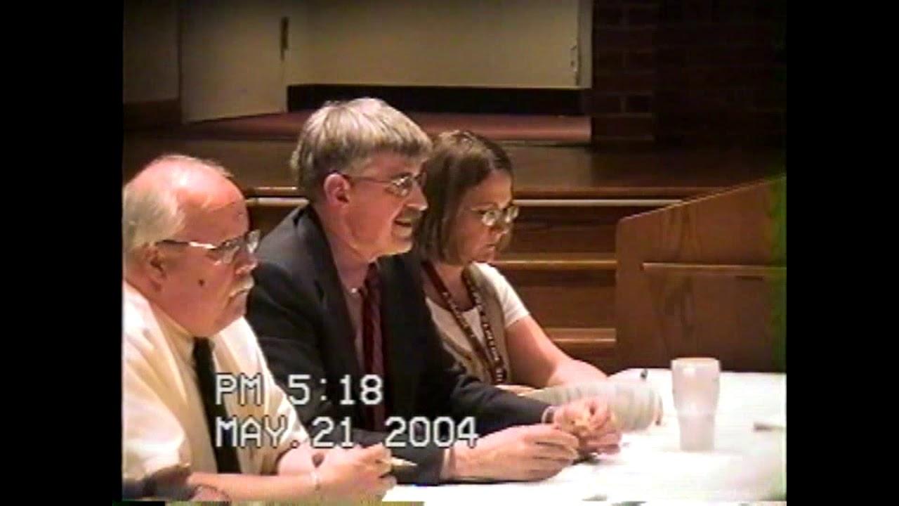 NCCS Budget Hearing  5-21-04