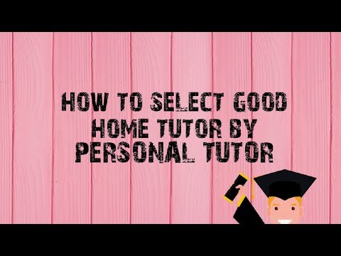 5 tips to select a good home tutors by manish khandelwal