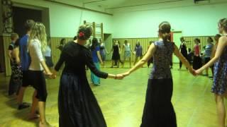 MLŠSH Valtice 2013   tancovačka branle champagne