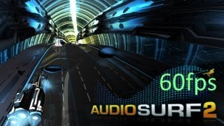 Audiosurf 2 Gameplay Demoscene Time Machine - Missile [60fps]