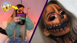 imitando-maquillaje-de-halloween-el-resultado-da-miedo-kimberly-loaiza