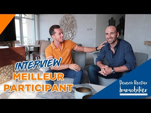 [ INTERVIEW ] Manu, 15 appartements en 9 mois ! Meilleur participant de ma formation!