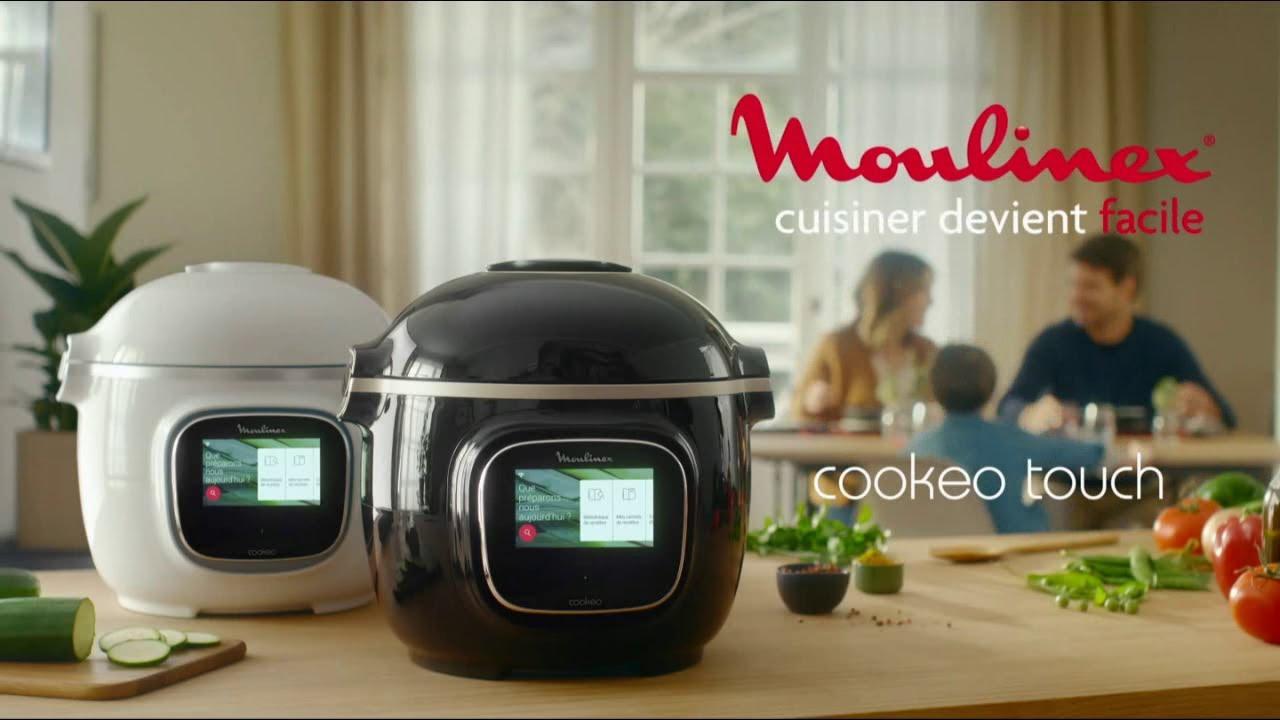 """Musique de la pub Moulinex Cookeo Touch """"Justine"""" """"révolutionnez vos repas à toute vitesse""""  2021"""