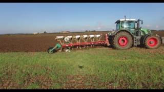 Winter Ploughing October 2016 East Yorkshire