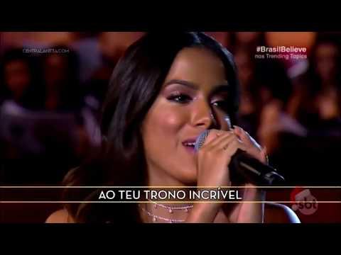 Anitta - Brilha Jesus  Feliz Natal Believe
