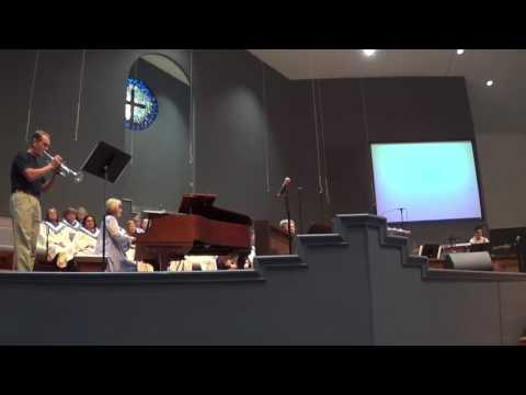 Amazing Grace for Trumpet and Piano