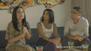 #ShareYourStay Episode 3 - Presented by STAYindë