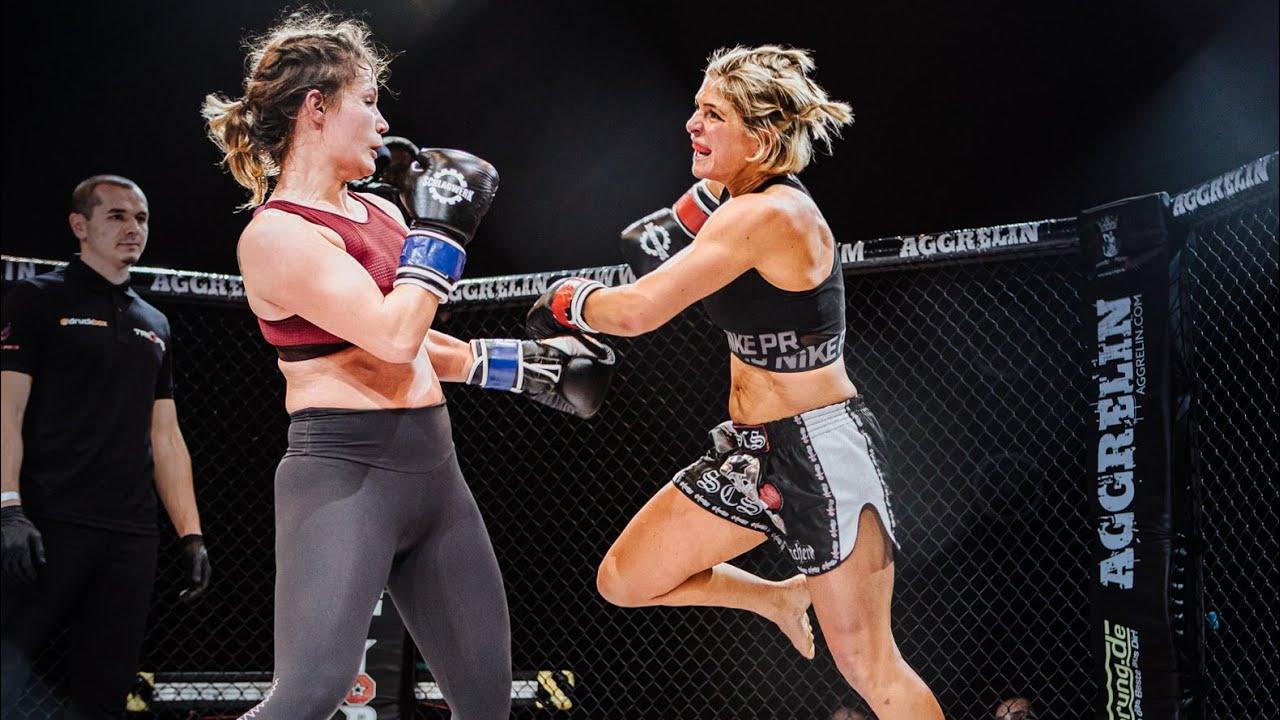 Aggrelin 29 - Deborah Melborne vs Yvonne Dierl
