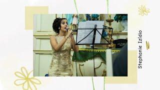 Baixar Como és lindo - Stephanie Izídio e Fernando Souza (cover) | Vida Reluz