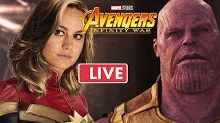 Avengers 4 - Wie geht es weiter? Moviepilot Live Talk